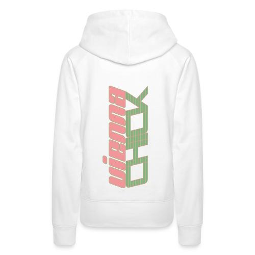 vienna chick hoodie - Frauen Premium Hoodie