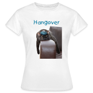 T-Shirts ~ Frauen T-Shirt ~ Hangover
