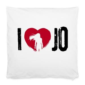 I love Jo // NACHTSONNE - Kissenbezug 40 x 40 cm