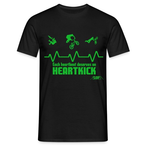 HeartKick BMX - T-shirt Homme