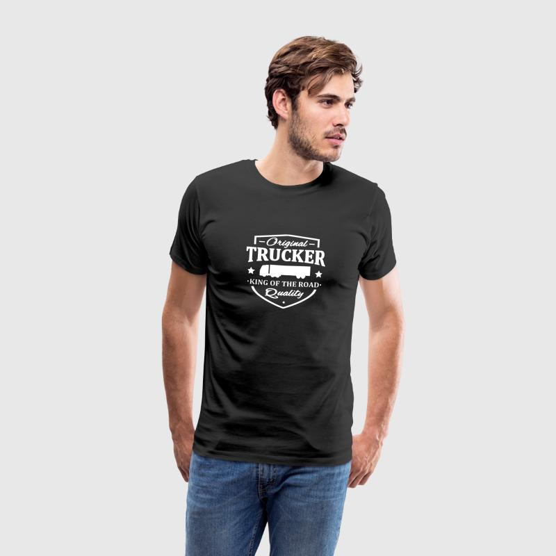 Trucker T-Shirts - Men's Premium T-Shirt