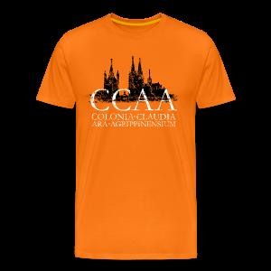 CCAA Colonia Dom St.Martin (Vintage S/W) S-5XL Köln T-Shirt - Männer Premium T-Shirt