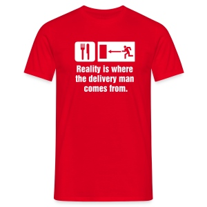 Reality is... - Men's T-Shirt