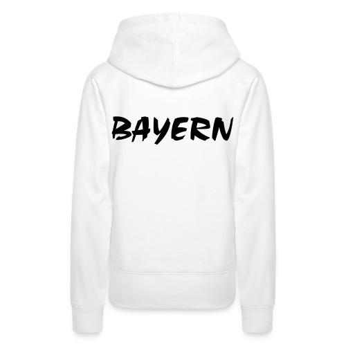 Super Bayern Kapuzenpullover Frauen - Frauen Premium Hoodie