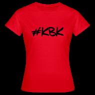 T-shirts ~ T-shirt dam ~ #KBK Dam