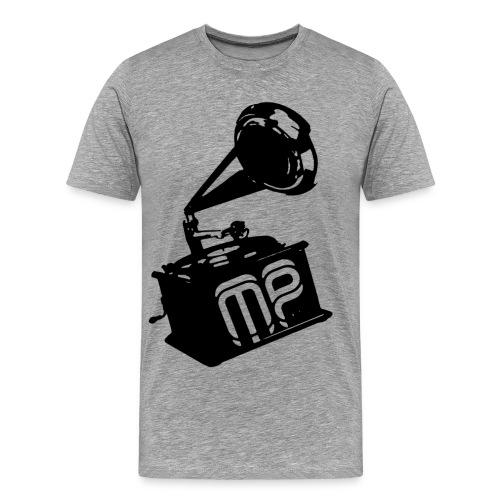 Musikpropaganda Label & Booking Herren T-Shirt - Männer Premium T-Shirt