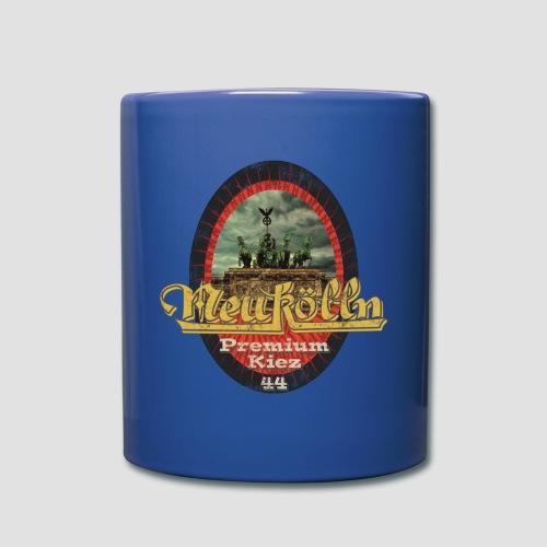 Neukölln Premium Kiez 44 - Tasse einfarbig