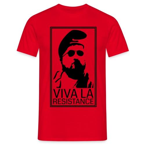 Viva La Resistance Men - Männer T-Shirt