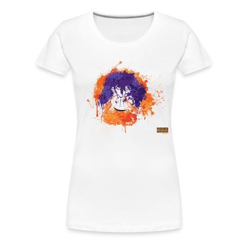 Oppermonkey T - Vrouwen Premium T-shirt