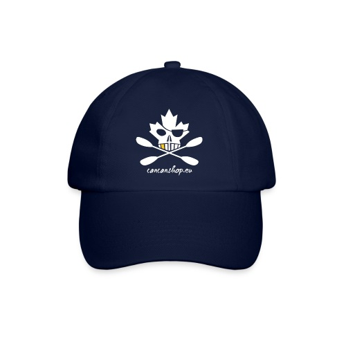 Basecap blau - Baseballkappe