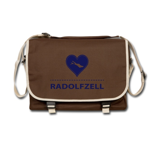 BAG Radolfzell flex navy - Umhängetasche