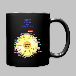 Mug Cycle de Krebs - Full Colour Mug