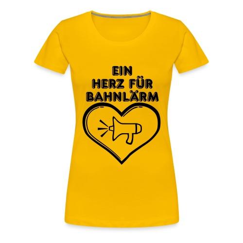 Protestshirt für Damen - Frauen Premium T-Shirt