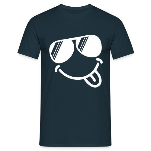 Lunette - T-shirt Homme