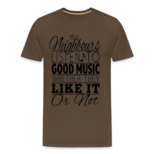JoseDavidMartinsLTD - Men's Premium T-Shirt - Men's Premium T-Shirt