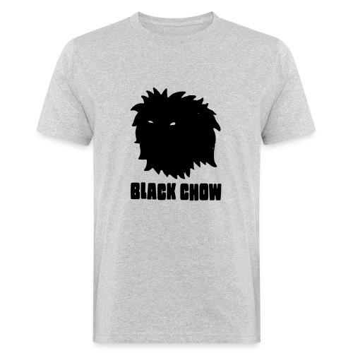 Black Chow Logo - Men's Organic T-shirt
