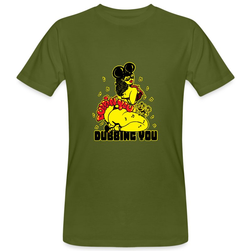 Dubbin' You - Men's Organic T-shirt