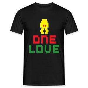 Jahtari One Love - Men's T-Shirt