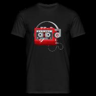 T-Shirts ~ Men's T-Shirt ~ Jahtarian Dubbers 4: Walkman