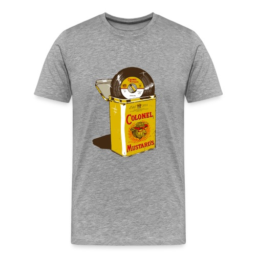 Colonel Mustard's - Men's Premium T-Shirt
