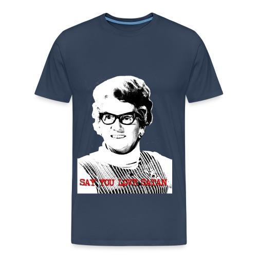 Satan Whitehouse - Men's Premium T-Shirt