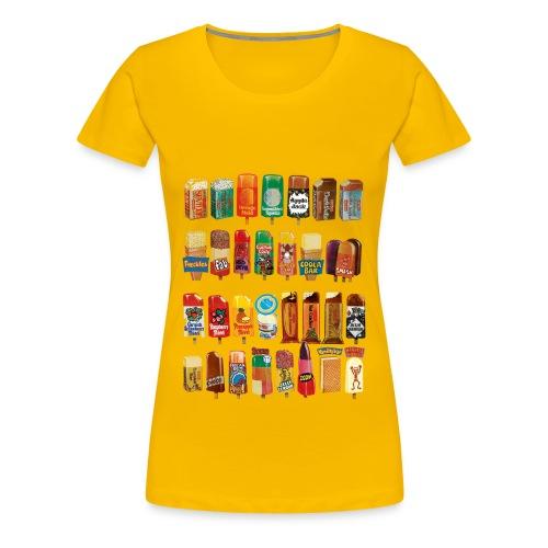 Lovely Lollies! - Women's Premium T-Shirt