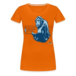 Glenn Doherty T - Vrouwen Premium T-shirt