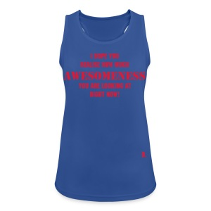 The D Tank Awesome Woman - Women's Breathable Tank Top