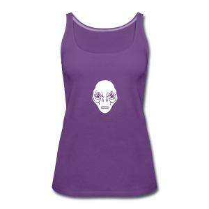 Alien débardeur femme violet - Débardeur Premium Femme