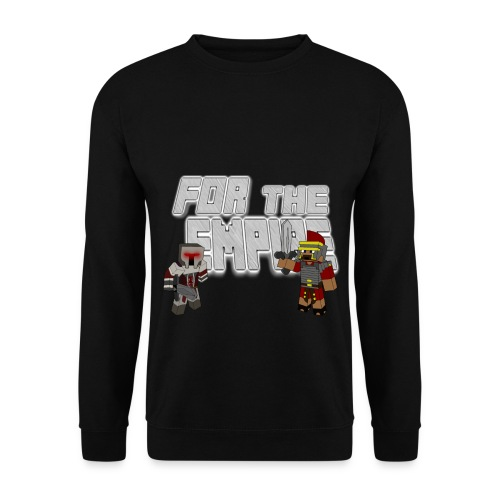 For the Empire Sweater Men - Men's Sweatshirt