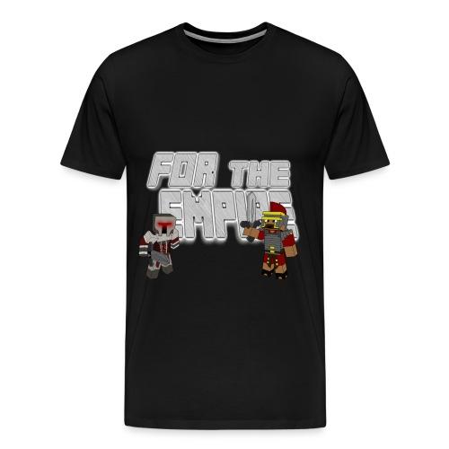For the Empire t-shirt men - Men's Premium T-Shirt