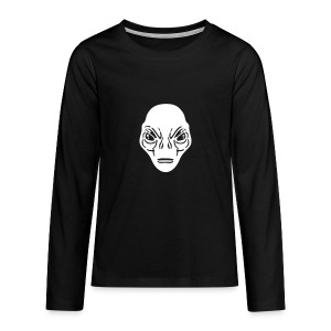 Außerirdische Kinder Langarmshirt - Teenager Premium Langarmshirt