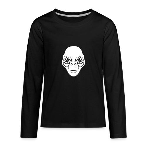 Alien t-shirt ado manches longues - T-shirt manches longues Premium Ado