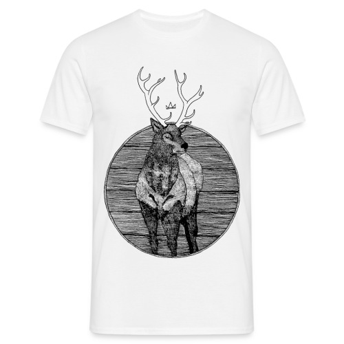 Cervus Elaphus tee - Men's T-Shirt