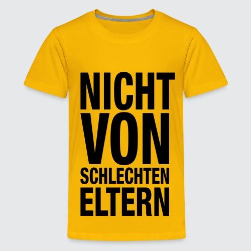 eltern - Teenager Premium T-Shirt