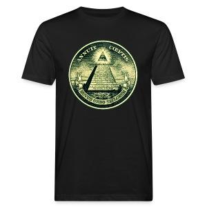 RebelTees - Mannen Bio-T-shirt