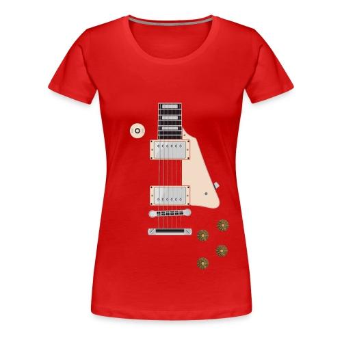Paula Silver - Frauen Premium T-Shirt