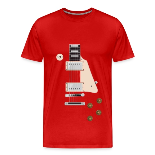 Paula Silver - Männer Premium T-Shirt