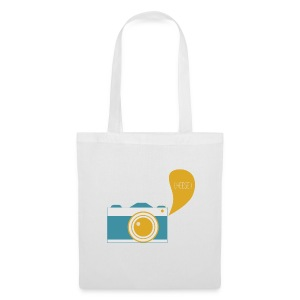 sac appareil photo - Tote Bag