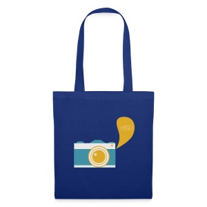 sac bio appareil photo - Tote Bag