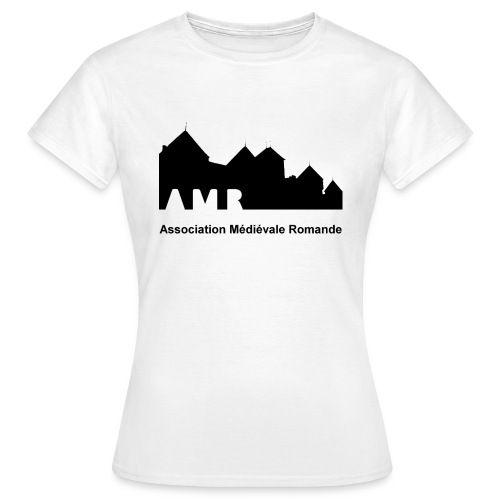 T-shirt AMR - Femme - T-shirt Femme