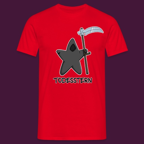 Todesstern - Männer T-Shirt