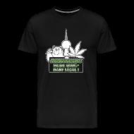 T-Shirts ~ Männer Premium T-Shirt ~ Hanfparade 2013 Männer Premium T-Shirt