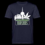 T-Shirts ~ Männer Bio-T-Shirt ~ Hanfparade 2013 Männer Bio-Tshirt