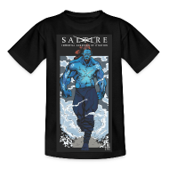 Shirts ~ Teenage T-shirt ~ Saltire Annihilation Tshirt Older Kids