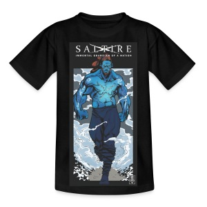 Saltire Annihilation Tshirt Older Kids - Teenage T-shirt