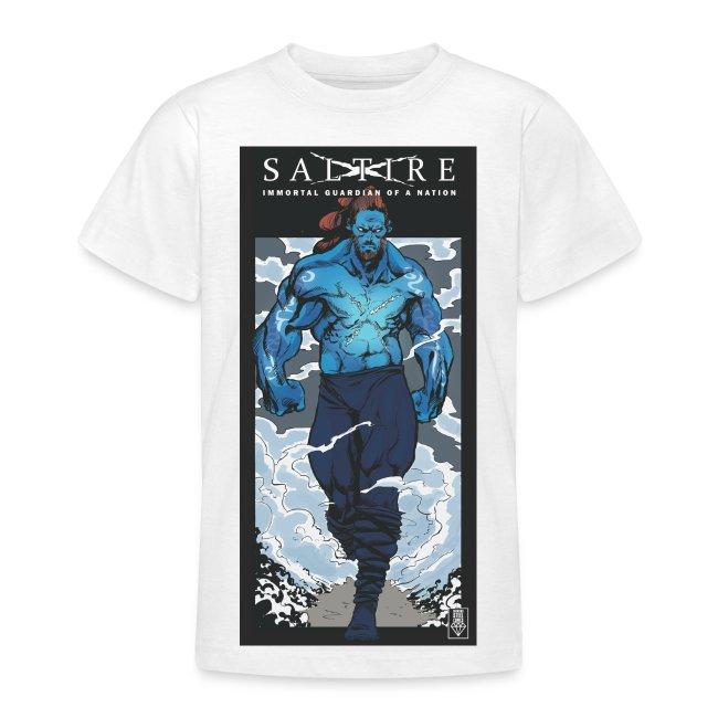 Saltire Annihilation Tshirt Older Kids