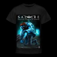 Shirts ~ Teenage T-shirt ~ Saltire Ionnsaigh Gaelic Tshirt Older Kids