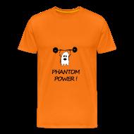 Tee shirts ~ T-shirt Premium Homme ~ Phantom Power (Man)