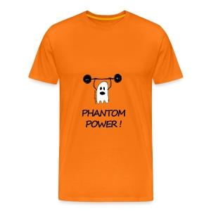 Phantom Power (Man) - T-shirt Premium Homme